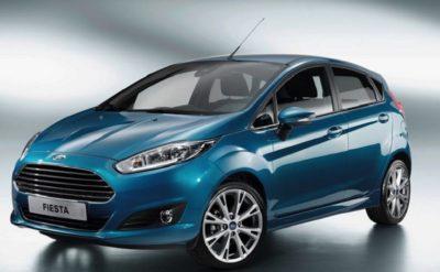 Ford Fiesta MK7 Facelift (2014-....)