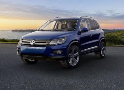Volkswagen Tiguan (2016-....)