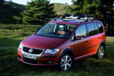 Volkswagen Touran (2003-2008)
