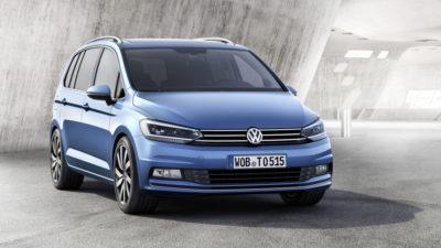 Volkswagen Touran (2015-....)