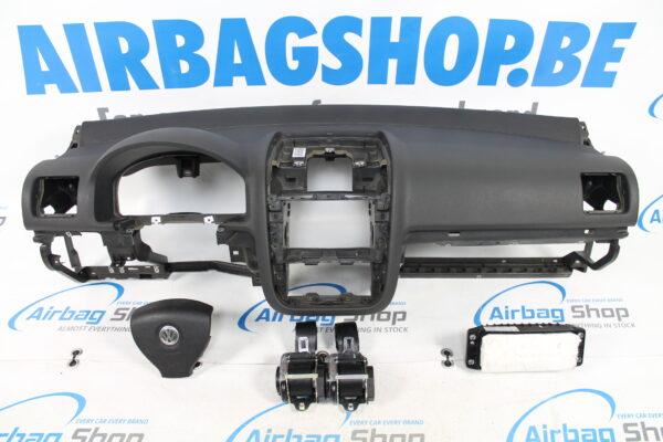 airbag kit tableau de bord volkswagen golf 5 facelift 2004 2008 airbag shop. Black Bedroom Furniture Sets. Home Design Ideas