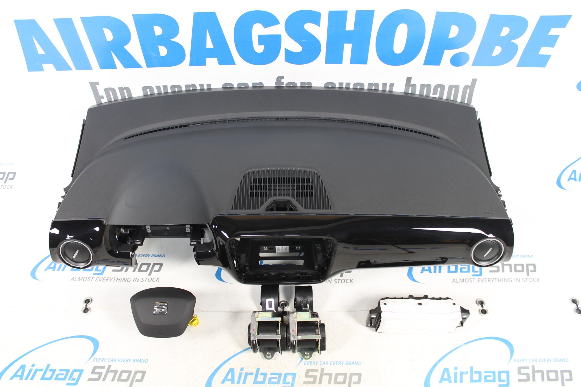 airbag kit cruscotto seat mii facelift 2016 airbag shop. Black Bedroom Furniture Sets. Home Design Ideas