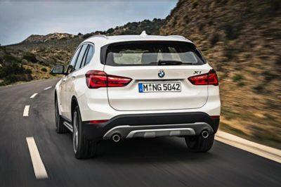 BMW X1 F48 (2015-heden)