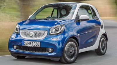 Smart Fortwo 453 (2014-....)