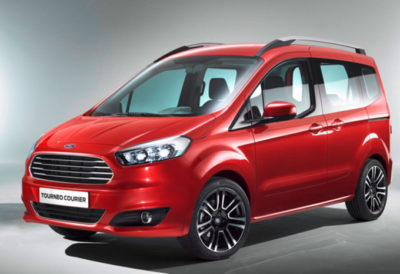Ford Tourneo Transit and Transit Connect (2013-....)