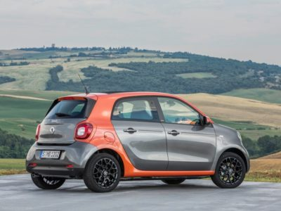 Smart Forfour 453 (2014-heden)