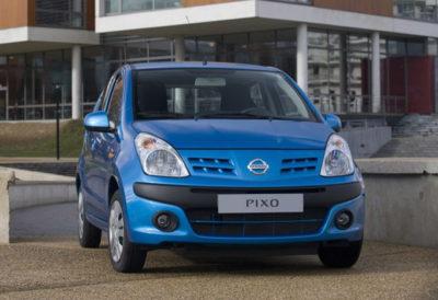 Nissan Pixo (2009-2013)