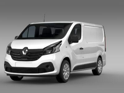 Renault Trafic (2014-heden)