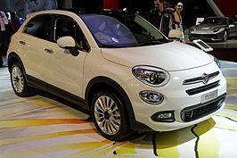 Fiat 500X (2014-....)