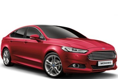 Ford Mondeo MK5 (2014-....)