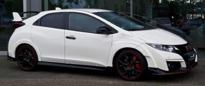 Honda Civic X Type R (2015-....)