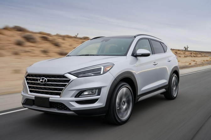 Hyundai Tucson (2016-....)
