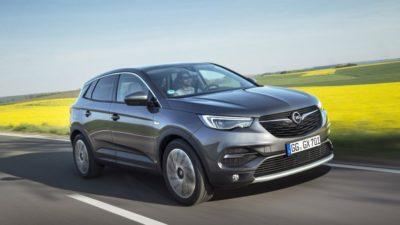 Opel Grandland X (2017-heden)
