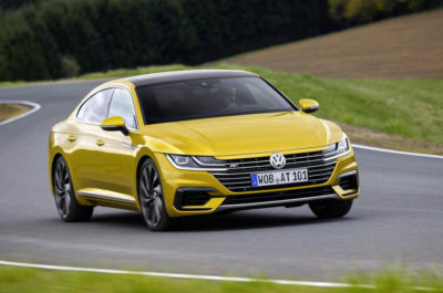 Volkswagen Arteon (2017-....)