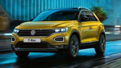 Volkswagen T-roc (2018-....)