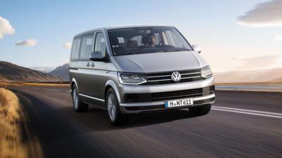 Volkswagen Transporter (2016-....)