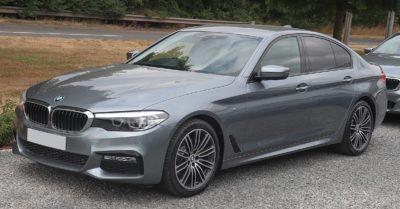 BMW 5 serie G30 (2017-....)