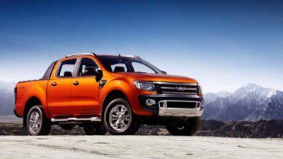 Ford Ranger (2015-....)