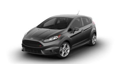 Ford Fiesta ST (2017-....)