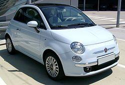 Fiat 500 (2007-2016)