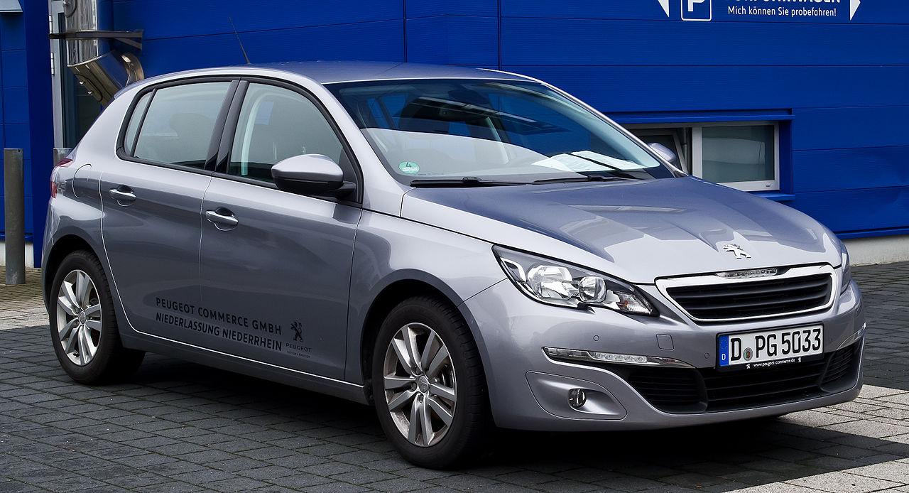 Peugeot 308 (2013-....)