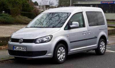 Volkswagen Caddy (2010-2015)