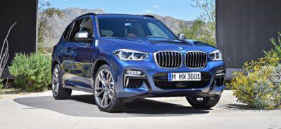 BMW X3 G01 (2018-heden)