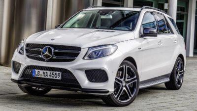 Mercedes GLE klasse (2015-....)