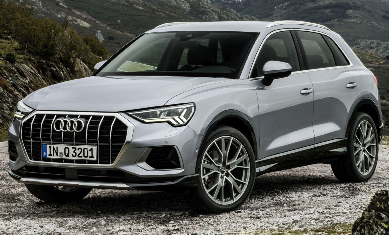 Audi Q3 F3 (2019-....)