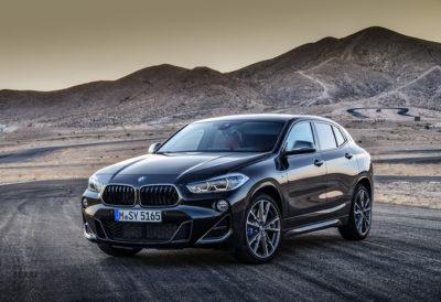 BMW X2 F39 (2017-heden)
