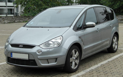 Ford S-max (2006-2014)
