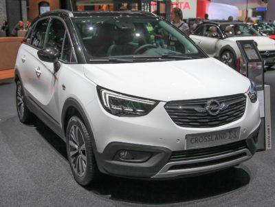 Opel Crossland X (2017-....)
