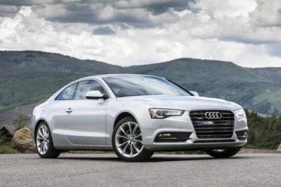 Audi A5 facelift (2012-....)