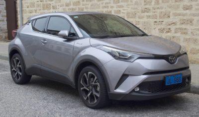 Toyota C-HR (2016-heden)