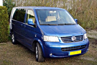Volkswagen Transporter (2003-2015)