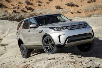 Land Rover Discovery (2017-....)