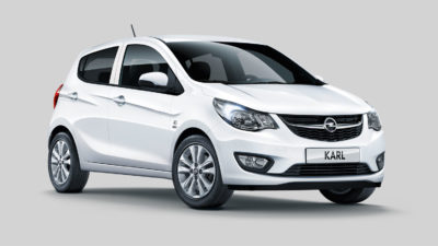 Opel Karl (2015-heden)