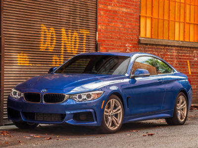 BMW 4 serie F32 F36 (2014-....)