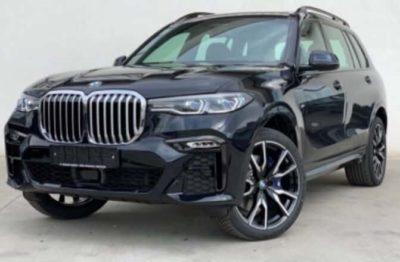 BMW X7 G07 (2018-....)