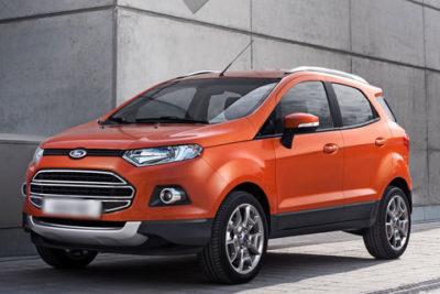 Ford EcoSport (2012-....)