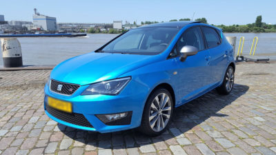 Seat Ibiza 6J facelift (2016-....)