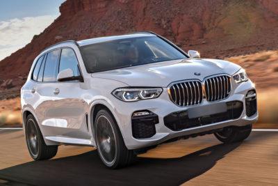BMW X5 G05 (2018-....)