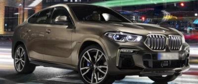 BMW X6 G06 (2019-....)