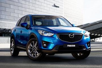Mazda CX-5 (2017-....)