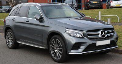Mercedes GLC klasse (2016-....)