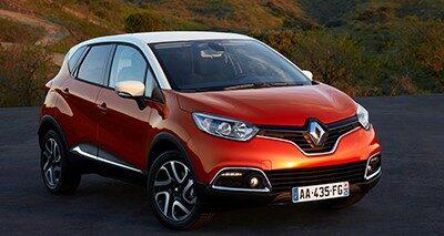 Renault Captur (2019-heden)