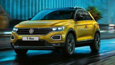 Volkswagen T-roc (2017-....)