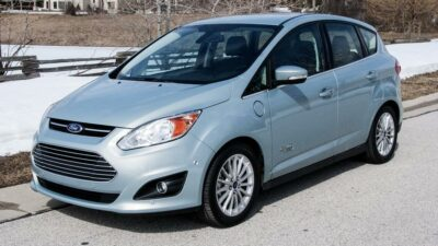 Ford C-max (2010-2019)